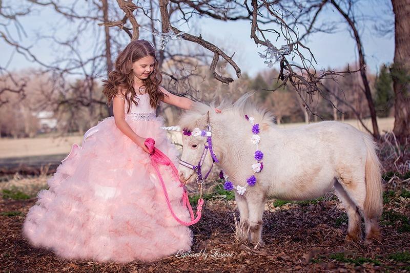 1 Unicorn photo session