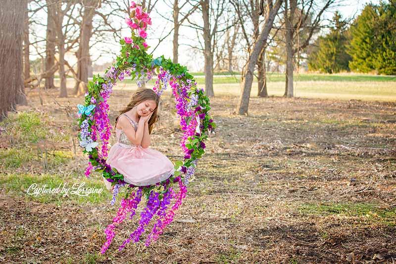 7-Flower-Swing-Photo-session