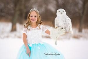 Princess-with-snowy-owl