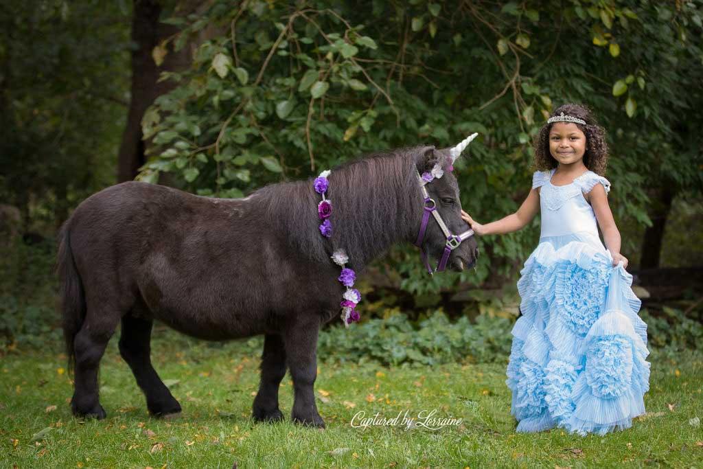 Unicorn-Photo-Session-Crystal-lake-Illinois