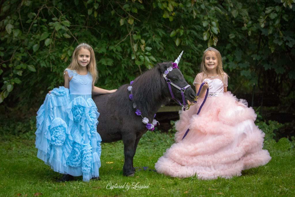 Sister Unicorn Photoshoot St Charles