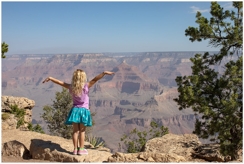 grand canyon family photos