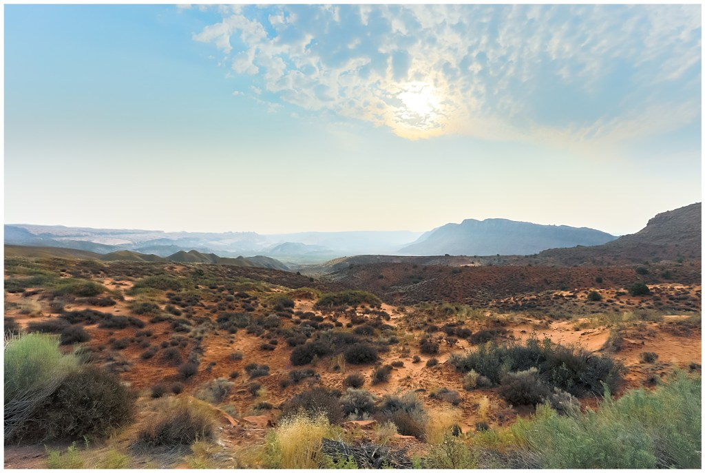 arches national park scenic photograph