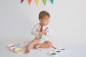 paint mini session