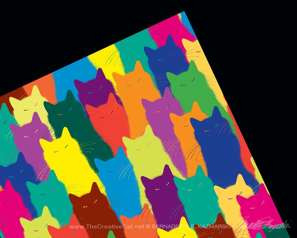 Inscrutable Patterns art paper