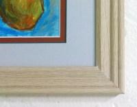 Detail of frame.