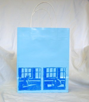 Gift bag sample.