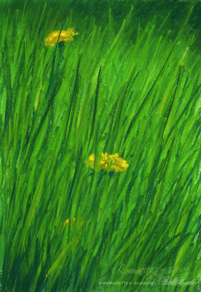 Spring Grass, cropped.