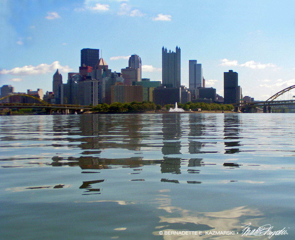Pittsburgh On the Water, Photo