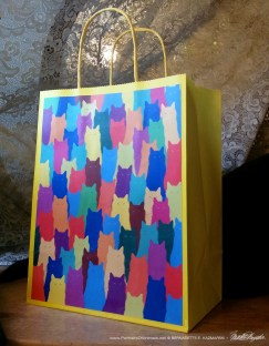 Inscrutable Patterns Gift Bag