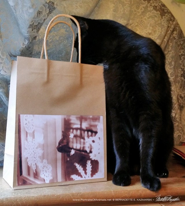 An Old Memory Gift Bag