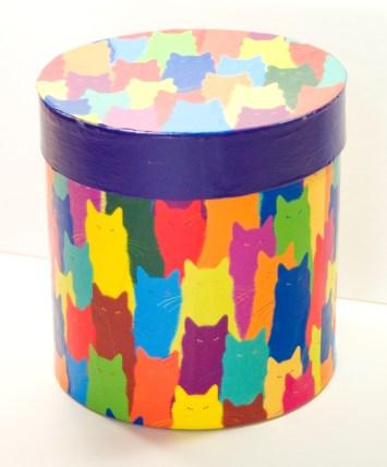 Inscrutable Patterns Keepsake box.