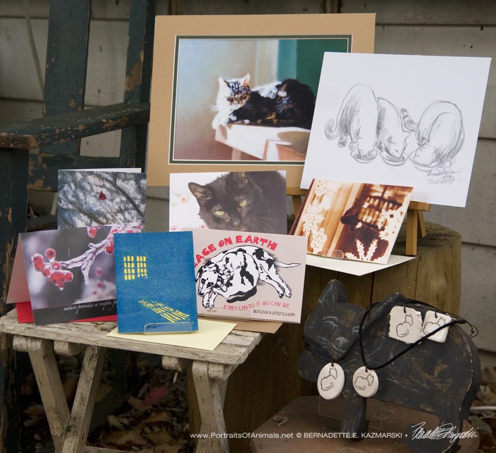 November 2016 Feline Sampler Box