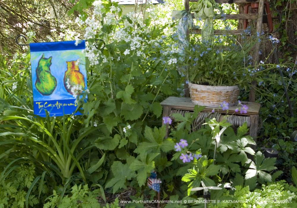 25% Off Garden Flags Through July 31
