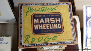 Marsh and Wheeling, with marker notes.