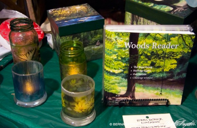 Copies of Woods Reader.