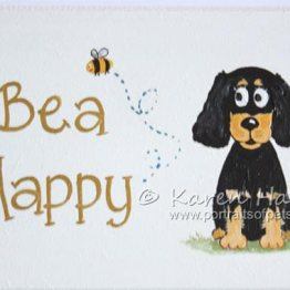 Pet Hand-painted Plaques