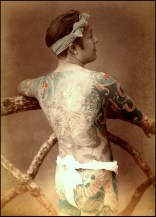 06 THE OLD JAPANESE TATTOO -- Art and Artifice in the Camera