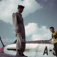 """WWII P-51 Mustang 35mm Color Slide Photo - 44-74976 - Currently Still in Operation as Jeffrey Michael's """"Obsession"""""""