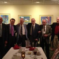 2013 Veteran Reunion Post - Men of the 222nd Infantry Regiment, 42nd Rainbow Division