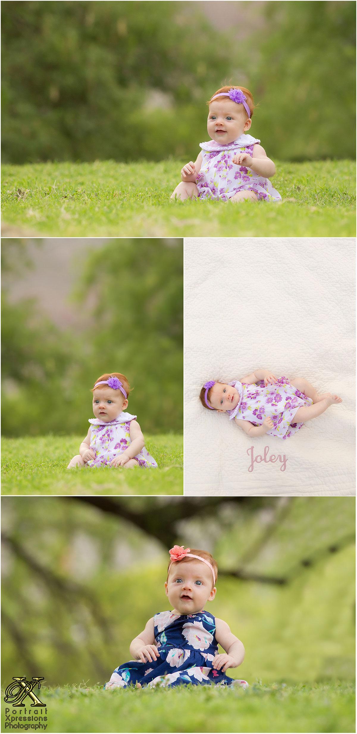 El Paso baby portraits