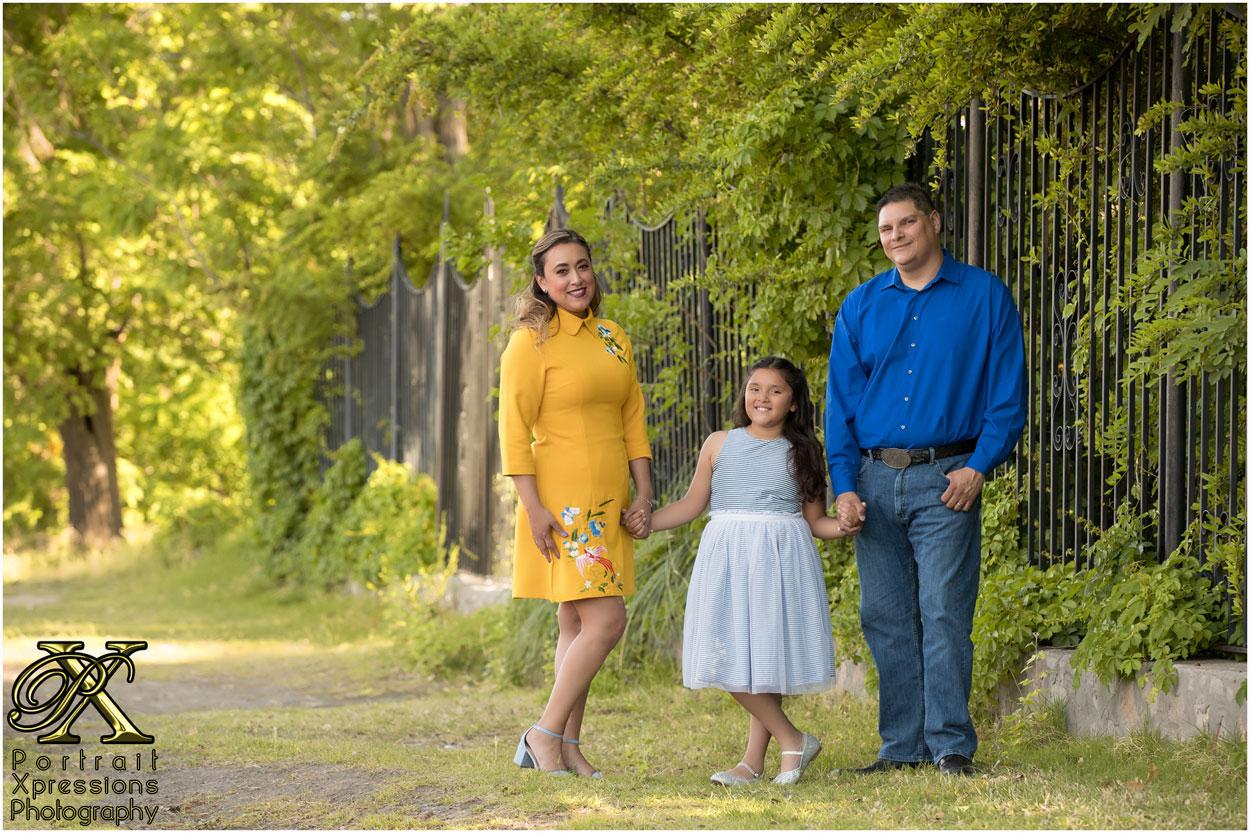 El Paso's family portrait photographer