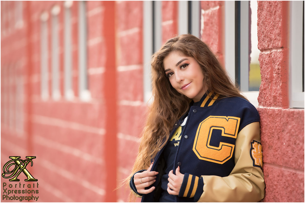 Coronado High School senior portraits