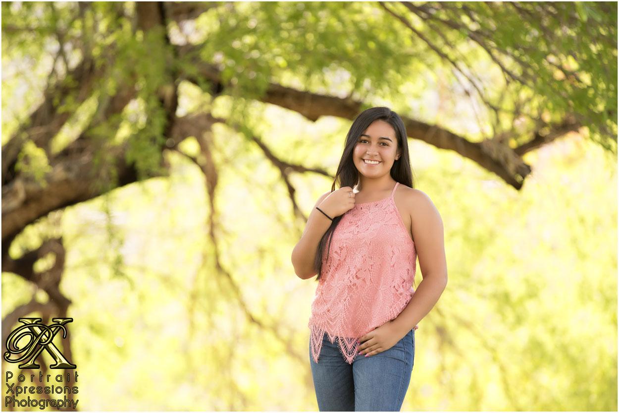 El Paso high school senior photographers
