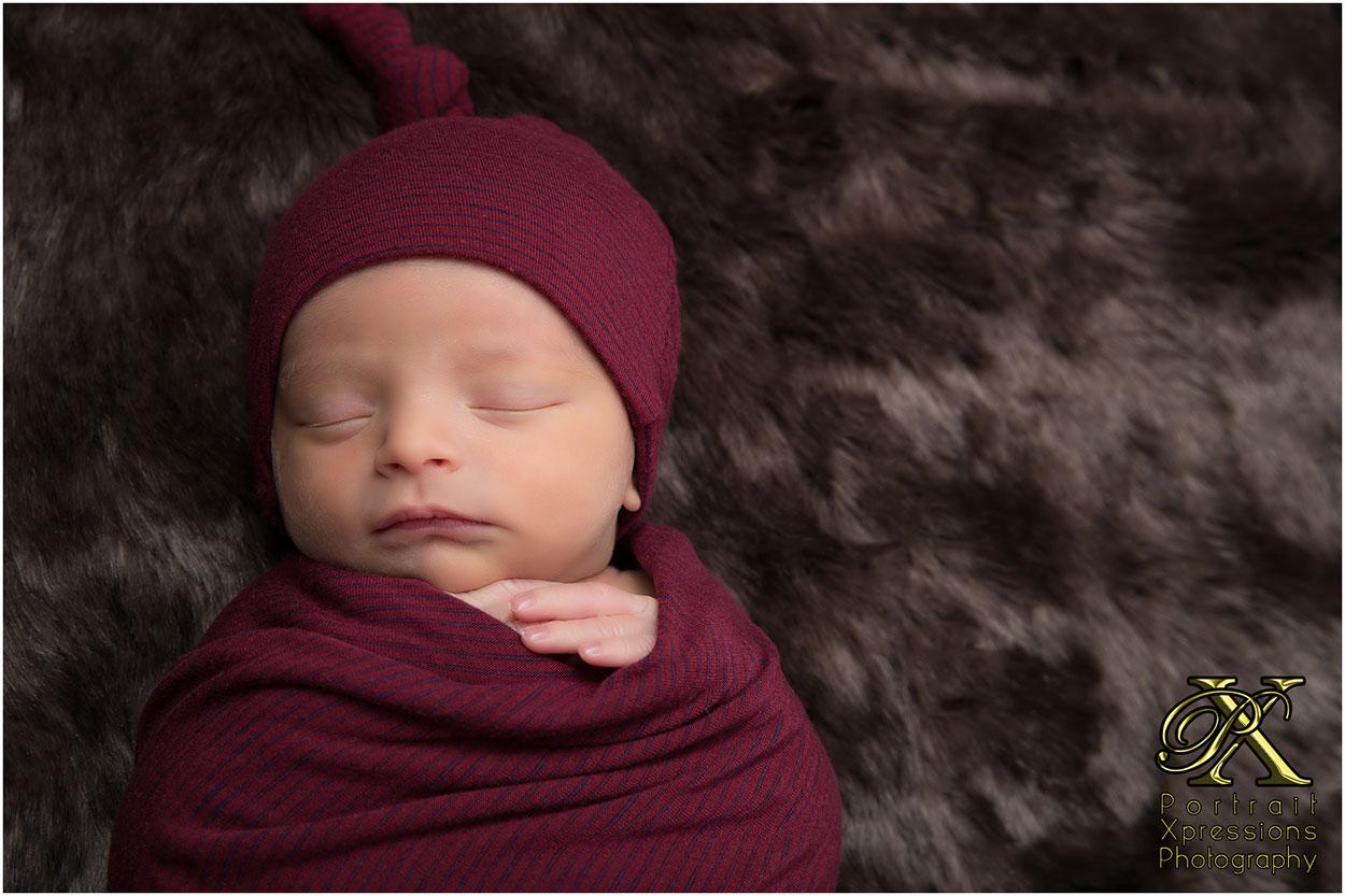 El Paso's newborn baby photographers
