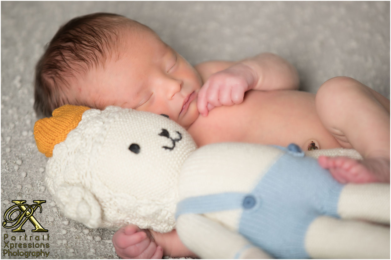 newborn baby photography portraits in El Paso Texas