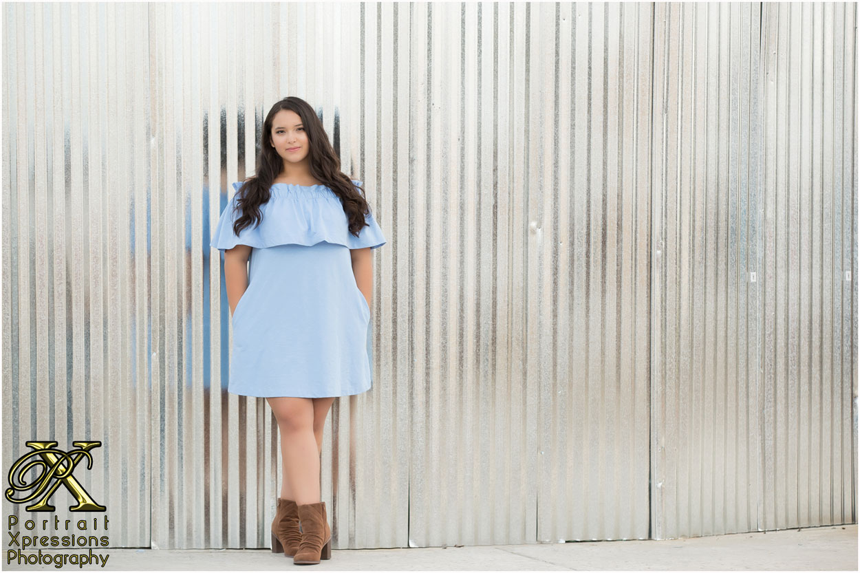 high school senior portraits in El Paso