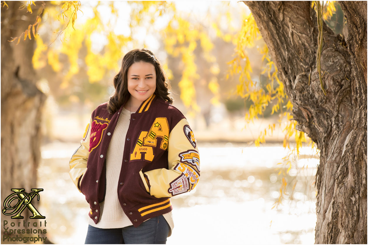 Andress High School senior photography