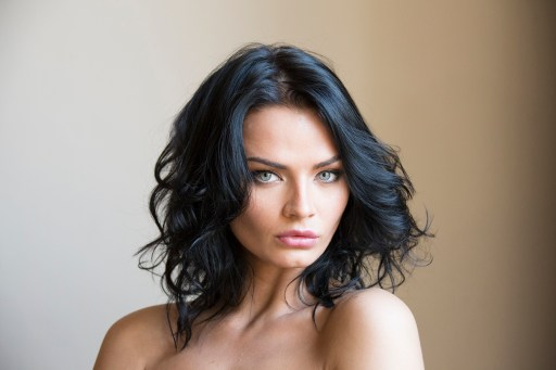 Model: Ekaterina Vladi - Photo: Javier Ullastres