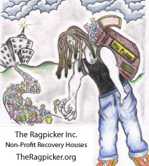 Ragpicker Recovery Housing logo