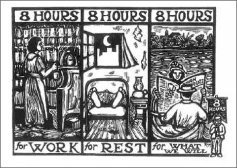 8 Hour Work Day Rules