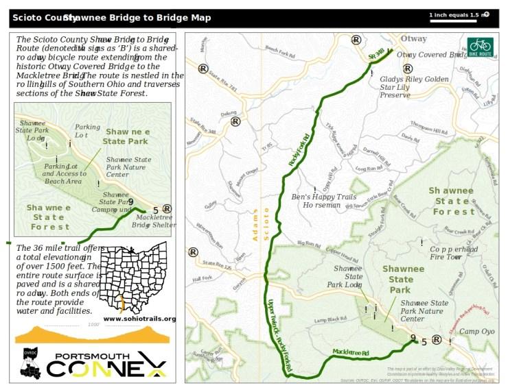 Bridge To Bridge Map