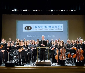 Collaborative Concert with Portsmouth Symphony Orchestra