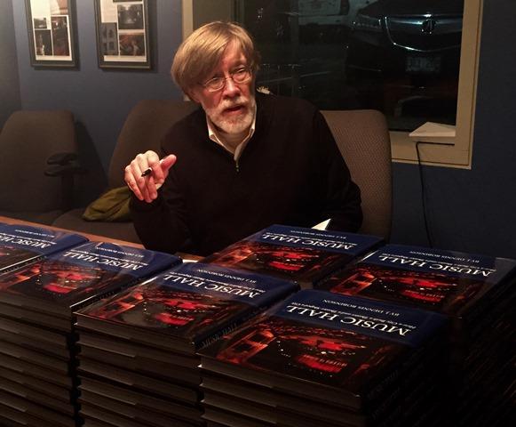 J. Dennis Robinson Book Talk & Signing
