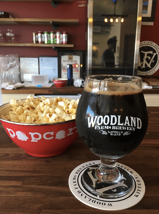 Woodland Farms Brewery, Kittery Maine