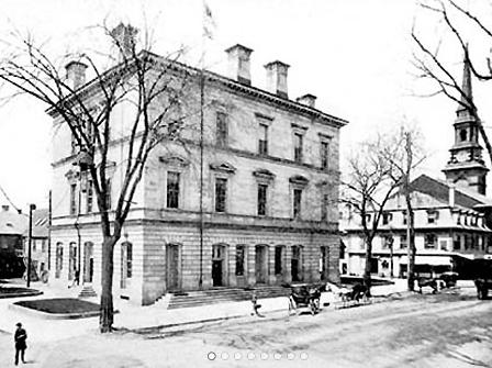 Portsmouth Book & Bar Federal Building