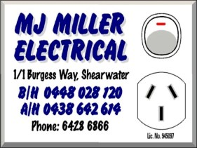 MJ Miller Electrical