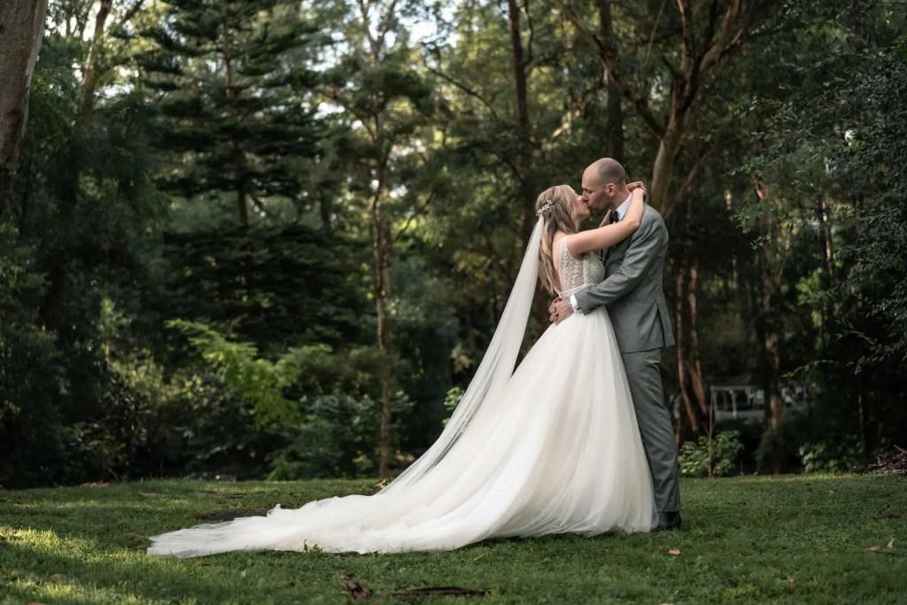 Allegro wedding photography Andrew & Hannah