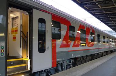 Caminhos De Ferro Russos Refor 231 Am Comboios Noturnos Em