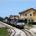 Fim dos comboios de mercadorias na via estreita galega