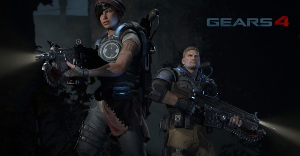 Gears of War 4_characters