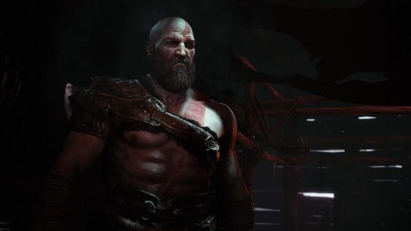 Os anos finalmente atingiram Kratos