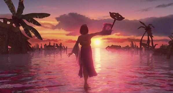 Final Fantasy foi alvo de uma melhoria estrondosa no que toca a gráficos com o décimo jogo