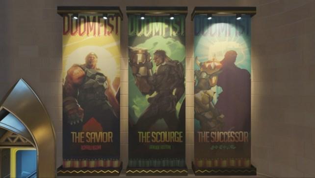Próxima atualização de Overwatch pode finalmente trazer Doomfist