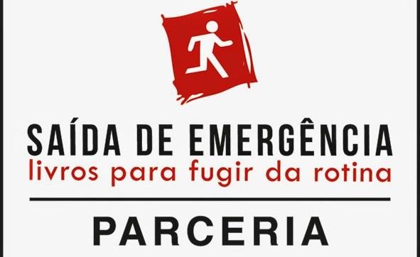 Fizemos parceria com a editora Saída de Emergência