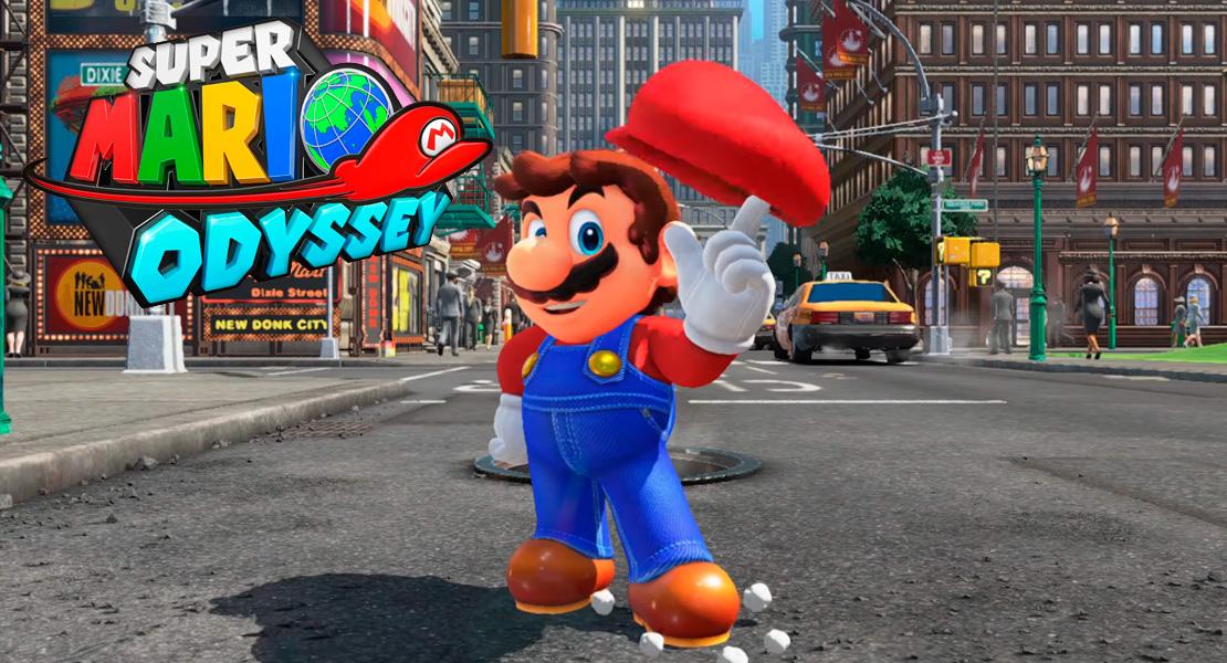 Super Mario Odyssey vende 2 milhões de cópias em 3 dias